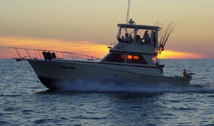 charter boat fun