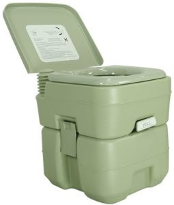 portable boat toilet