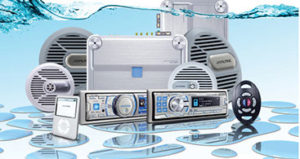 marine sound system